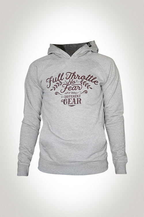 Felpa Hoodie Full Throttle