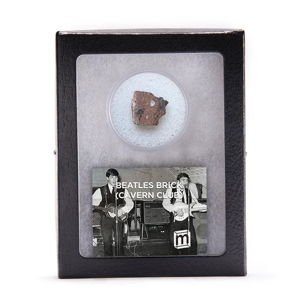 Beatles Brick Fragment - The Cavern Club