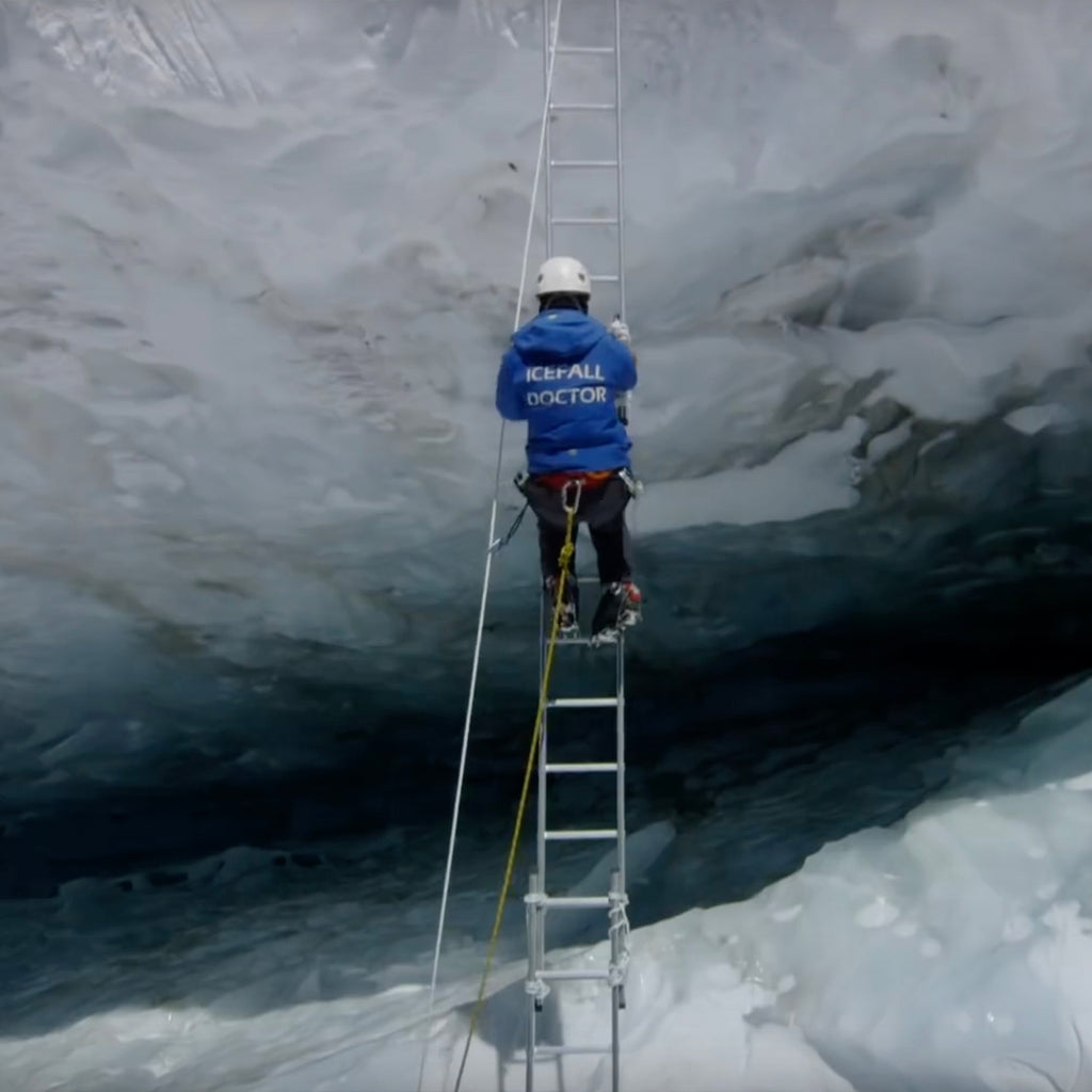 Mount Everest Ladder Rung