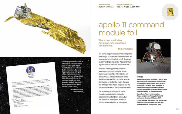 Apollo Command Module Foil