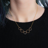 Medieval Chain Mail Necklace