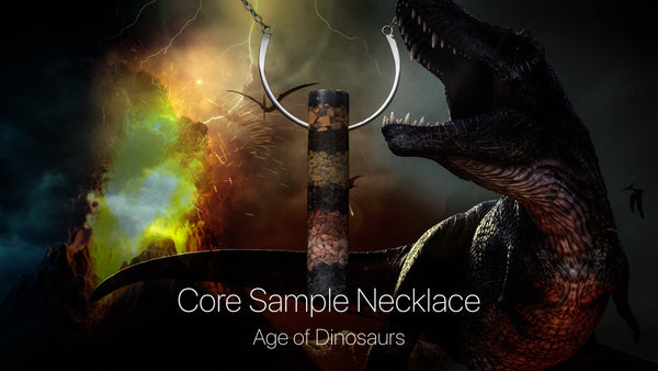 Core Sample Necklace