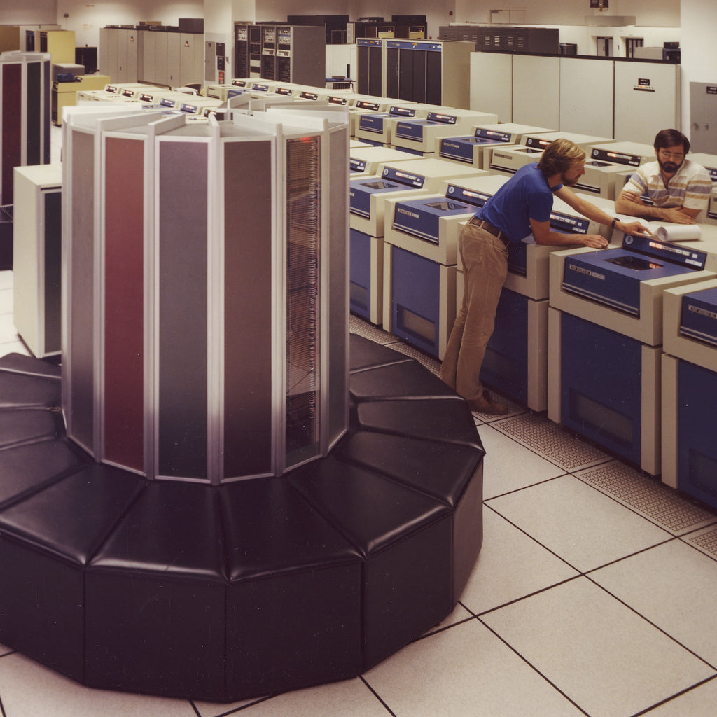 First Supercomputer Cray-1