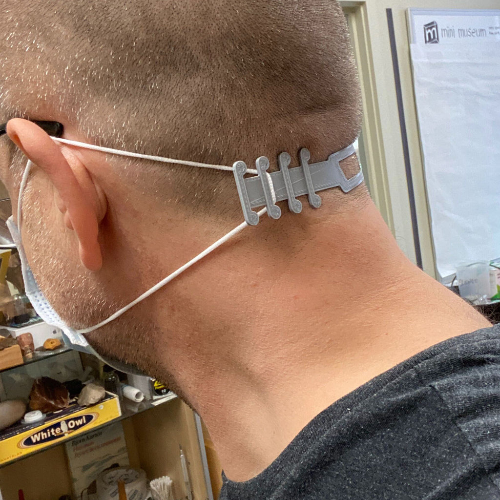 3D-Printed Tension-Release Ear Saver Strap - 6.25 Inches (16cm)