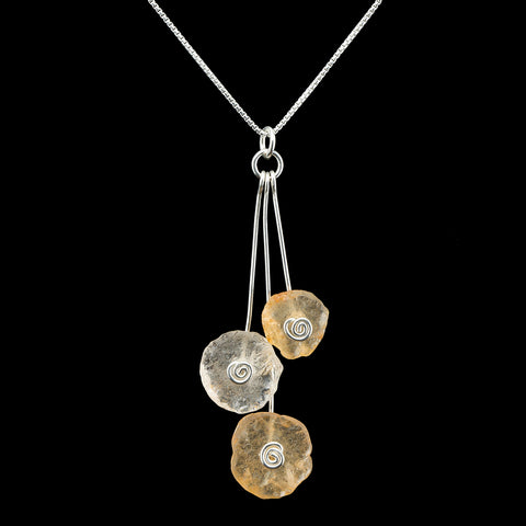 Limited Edition Neolithic Beads Pendant Necklace