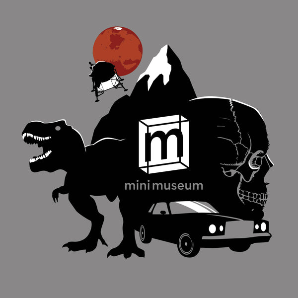 "Mini Museum T-Shirt First Edition ""MM1 Specimen Montage"""