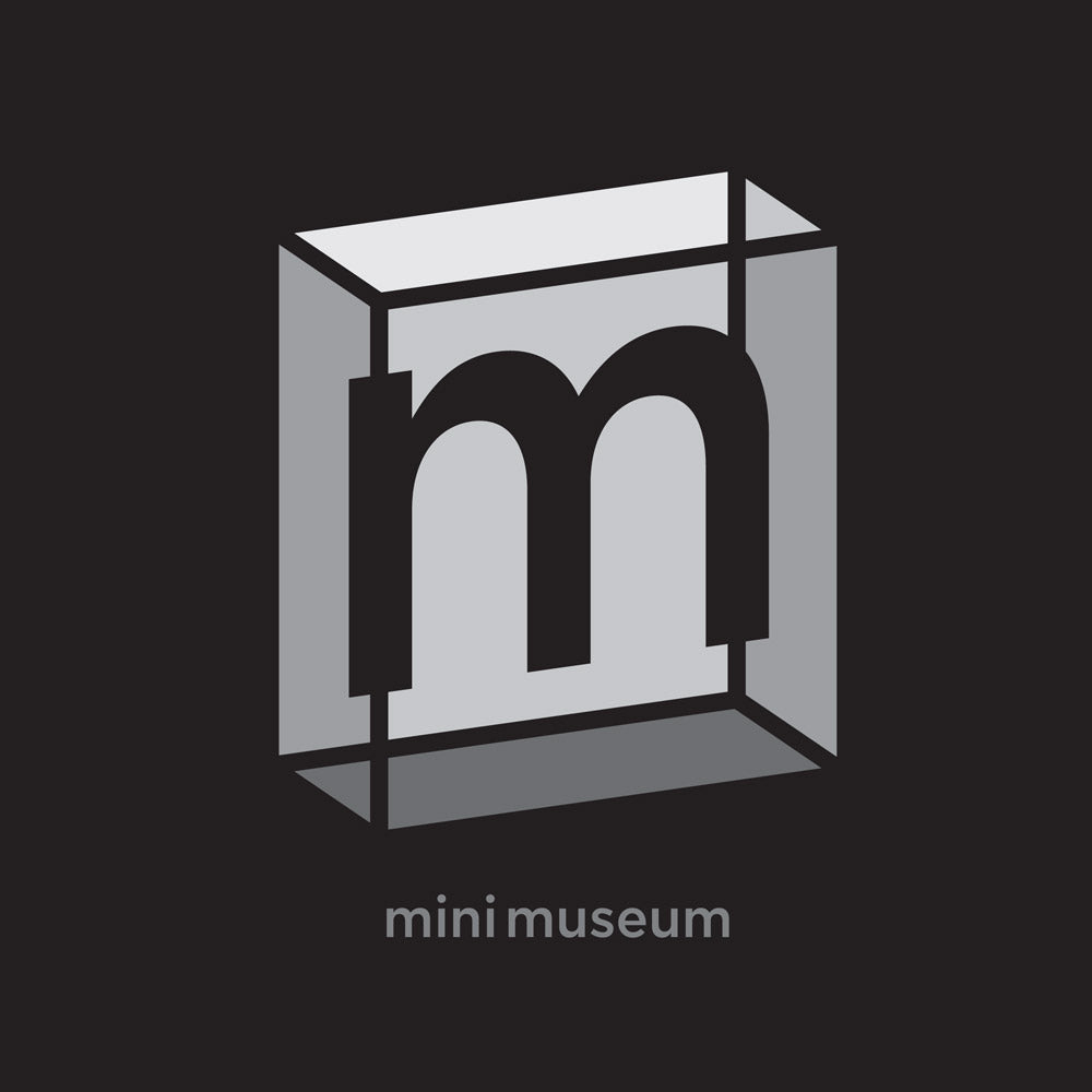 "Mini Museum T-Shirt ""Big Logo"""