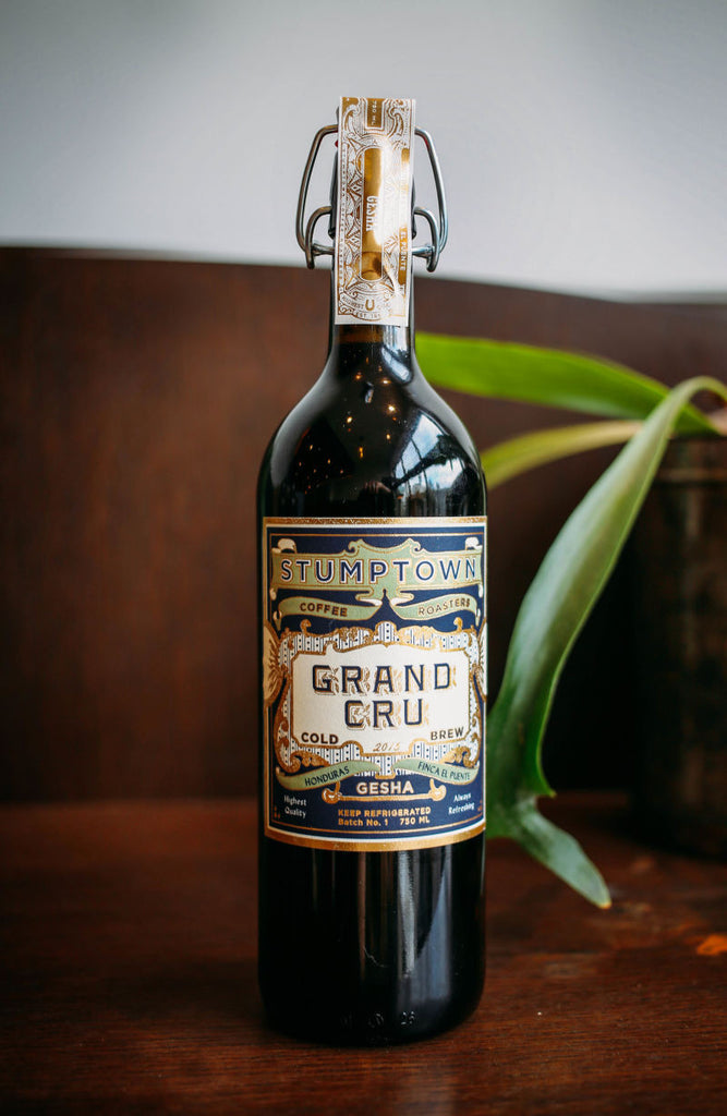 Stumptown's Newest Addition – Grand Cru