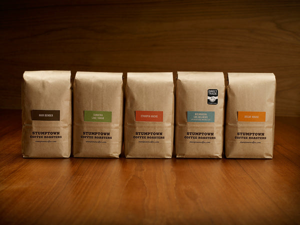 Stumptown Retail Coffee