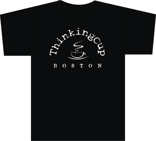 Thinking Cup Men T-shirt
