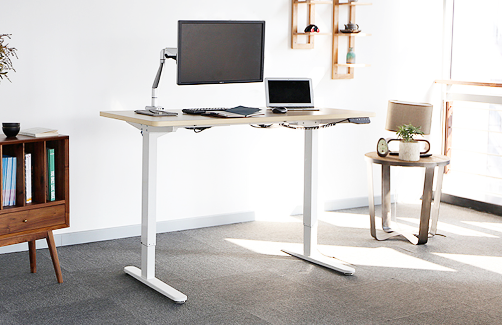 electric standing desk height adjustable sit stand desk south africa