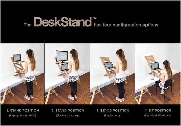 sit-stand standing desk