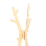 Coat stand rack tree branch rack hat