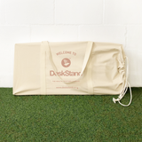 DeskStand Canvas carry bag laundry durable drawstring