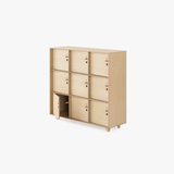 Fin Locker storage space office furniture