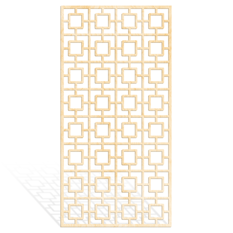 Geometric screen divider decorative Restaurants Commercial offices Retail spaces awnings Architectural sun shield Bespoke screens Office dividers Cladding and artwork for residential Hospitality