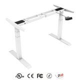 TEKDESK 2.0 electric standing desk varidesk affordable deskstand height adjustable sit stand desk south africa assembly
