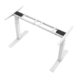 folding standing desk electric