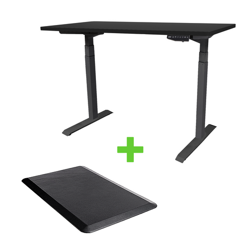 height adjustable varidesk sit stand desk south africa TEKDESK electric standing desk