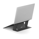 ergonomic laptop riser stand prop deskstand mobile portable folding