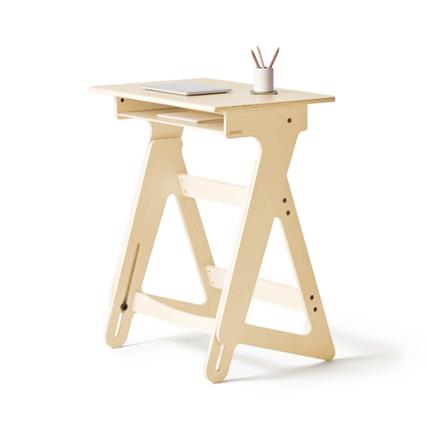 height adjustable sitstand standing desk for children