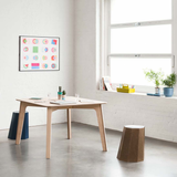 Hot desk co-work coworking seating furniture office studio collaboration table social office ergonomic