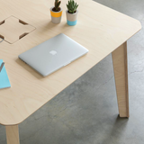 collaboration table social office ergonomic Hot desk co-work coworking seating furniture office studio