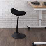 tilt Ergonomic tilt Perch Chair stool moves with body height-adjustable active sitting standing desk chair stool6