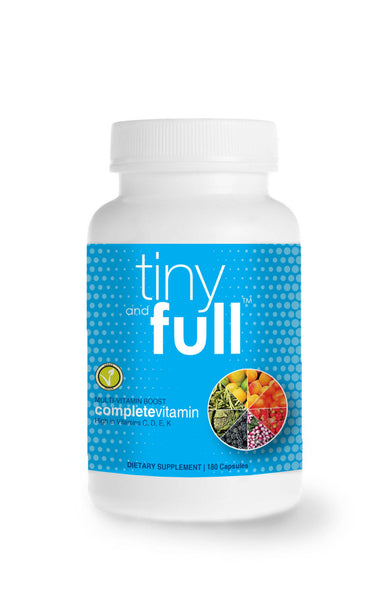 *Multi-Vitamin + Thyroid Boost