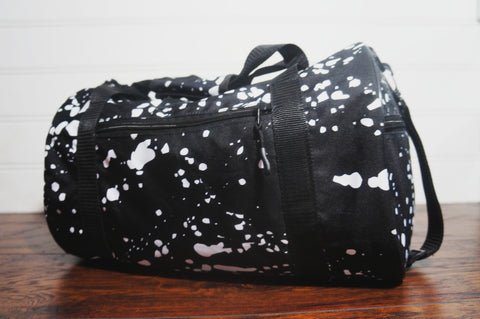 Splatter Duffel Bag
