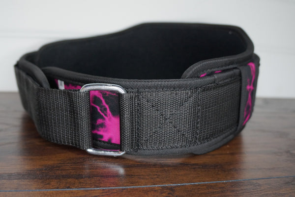 Electric Weightlifting Belt