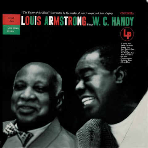 Louis Armstrong - Plays W.C. Handy (180 Gram Vinyl Record)
