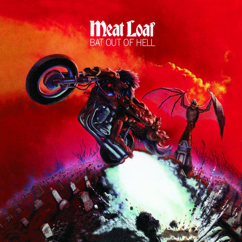 Meat Loaf - Bat Out Of Hell (Hybrid Stereo SACD)