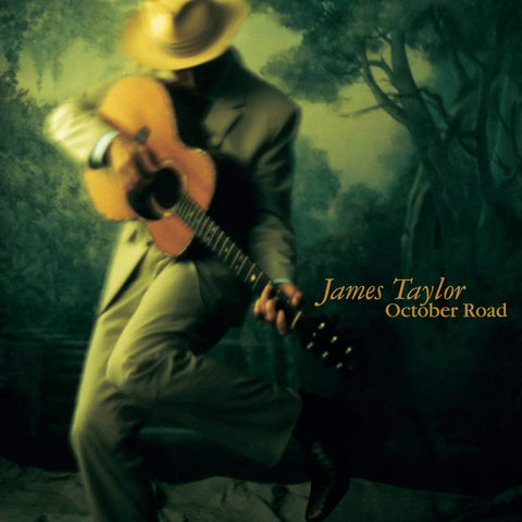 JAMES TAYLOR - OCTOBER ROAD (180-GRAM VINYL RECORD)