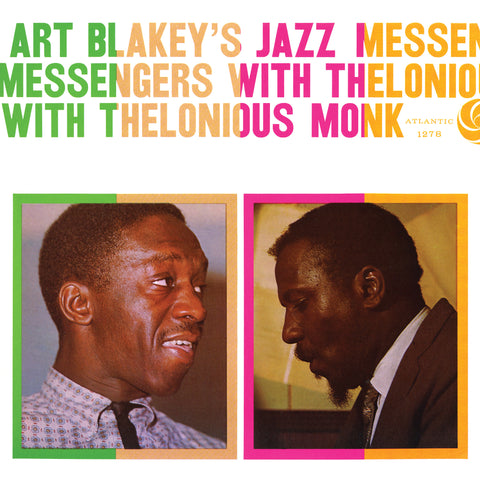 Art Blakey's Jazz Messengers with Thelonious Monk (180 Gram Vinyl Record)