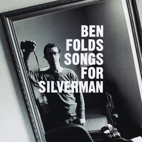 Ben Folds - Songs For Silverman (180 Gram Black Vinyl Record)