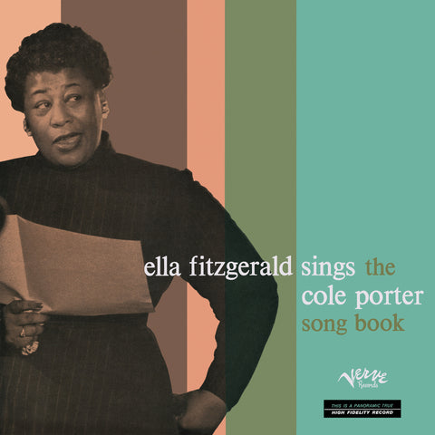Ella Fitzgerald Sings The Cole Porter Songbook (VINYL BOX SET)
