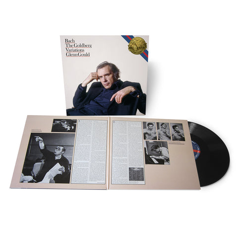 Glenn Gould - The Goldberg Variations (1981 Version) (180 Gram Vinyl Record)