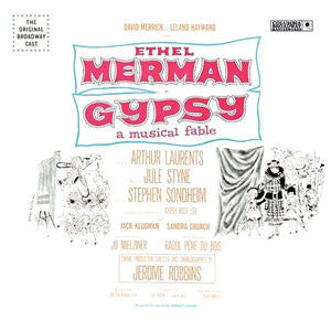 Gypsy - Original Broadway Cast Recording (180 Gram Vinyl Record)
