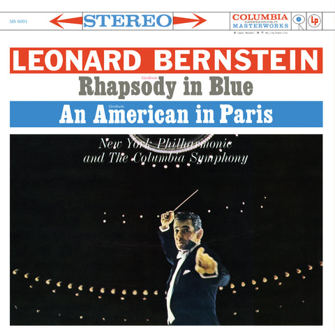 Leonard Bernstein - Rhapsody In Blue/An American In Paris (180 Gram Vinyl Record)