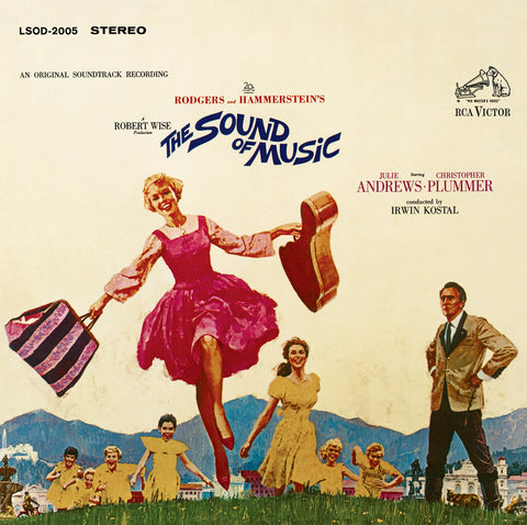 The Sound Of Music (180 Gram Vinyl Record)