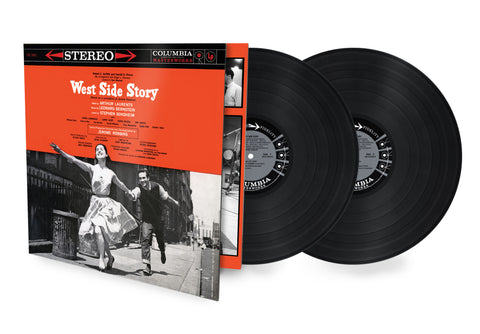 West Side Story - Original Broadway Cast Recording (180 Gram Vinyl Record)