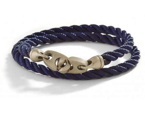 Sailormade Catch Double Rope Bracelet