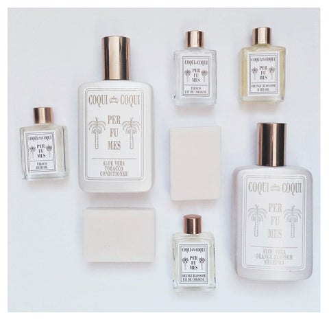 Coqui Coqui Amenities Box