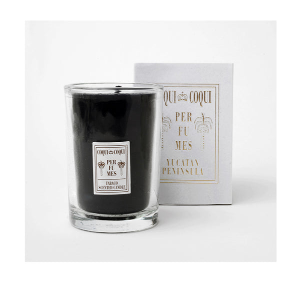 Coqui Coqui all natural Candle