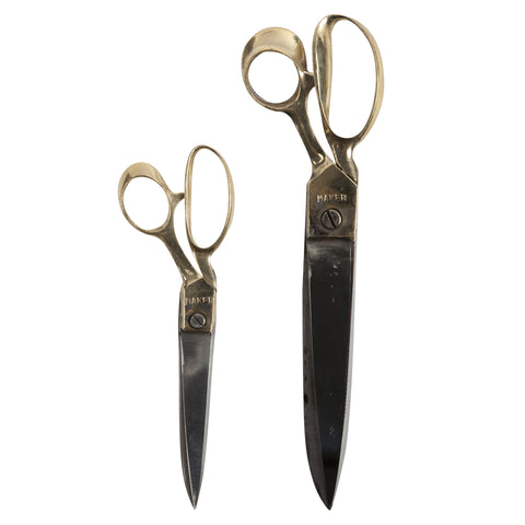 Sir/Madam Brass Tailoring Shears