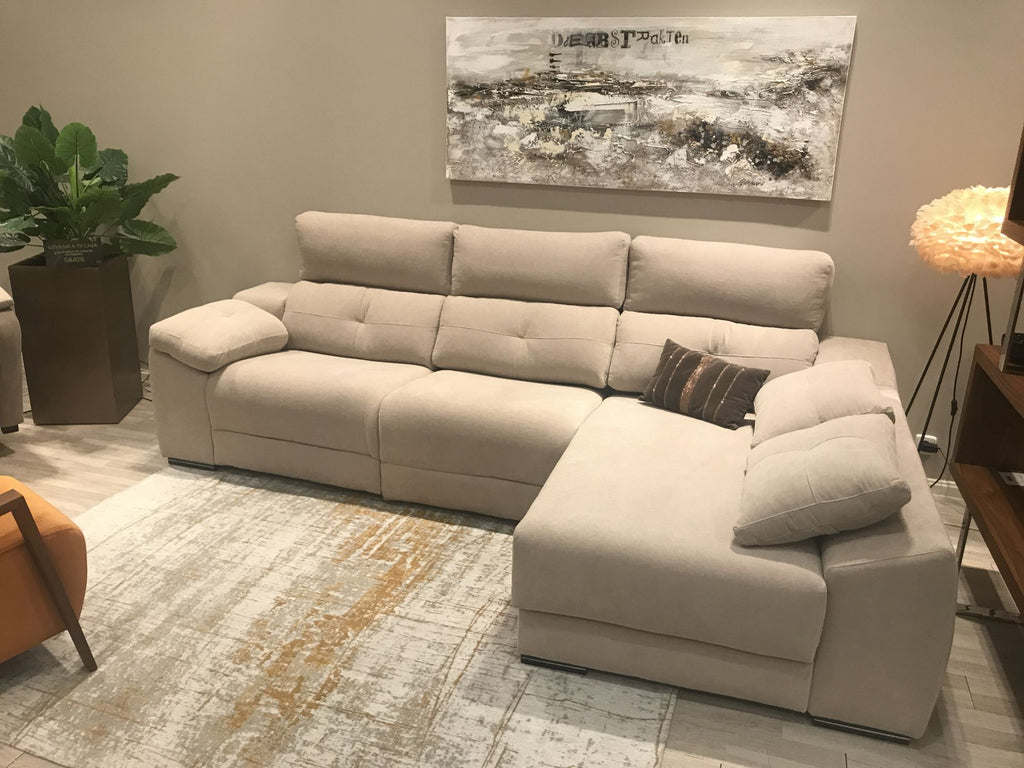Fantastic Chaiselongue De Piel Blanco En Oferta Sofa De Diseno Y Download Free Architecture Designs Xaembritishbridgeorg