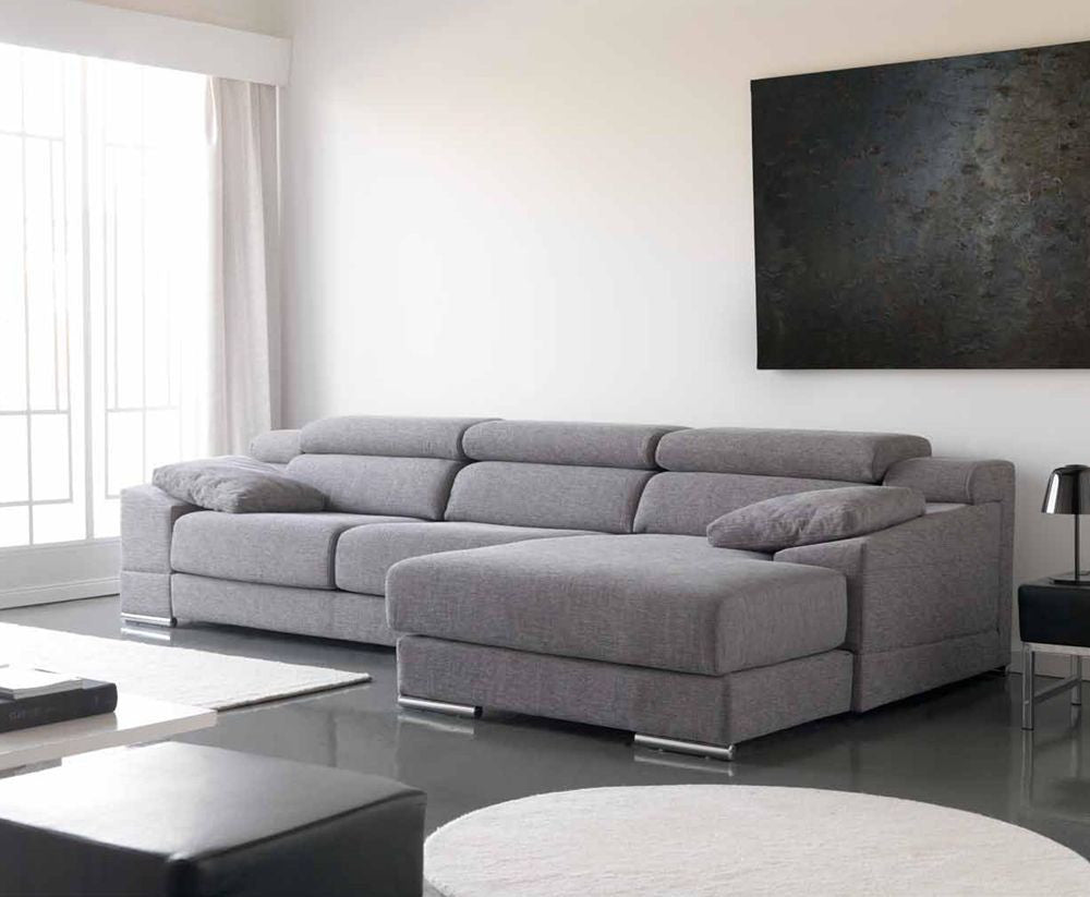 chaiselongue modelo napoli en tela sidivani. Black Bedroom Furniture Sets. Home Design Ideas