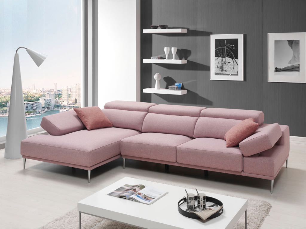 Chaiselongue de diseño modelo STAR