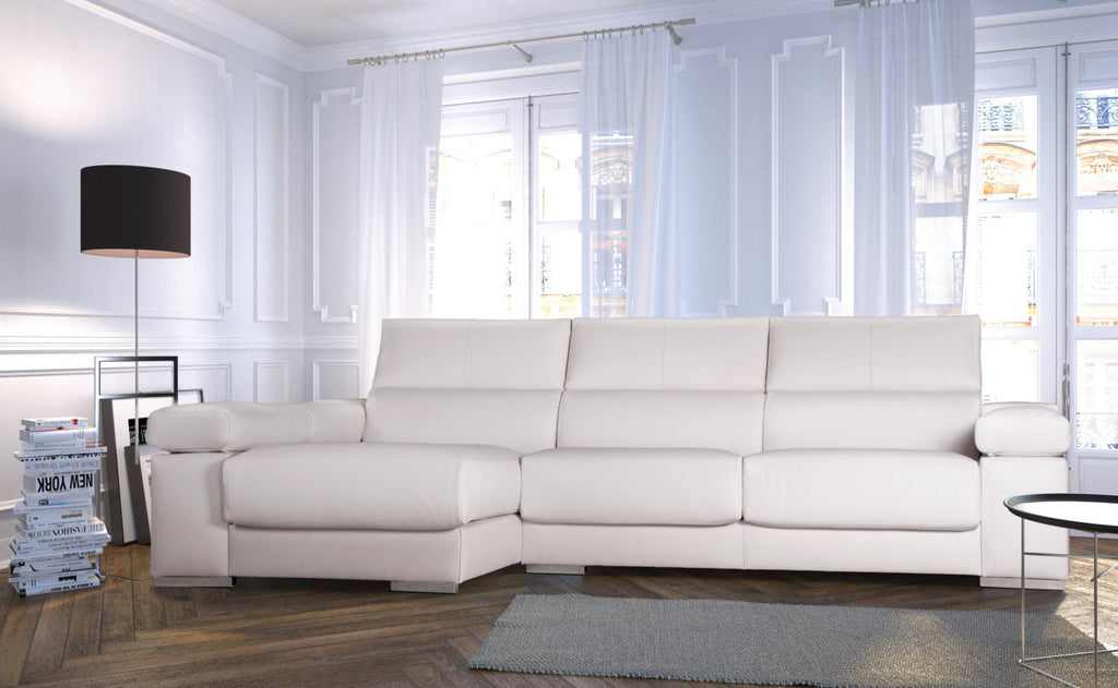 Ofertas sofas chaise longue great share facebook twitter Conforama sofas cheslong